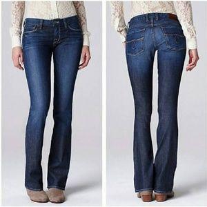 Lucky Brand Jean's ❤ 6/28